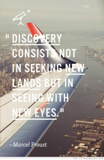 Discovery New Eyes